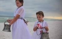 beach-flower-girls
