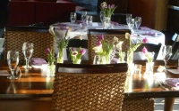Formal Ecelctic Rehearsal Dinner Tables (002)