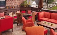 Gorgeous Patio for Mingling