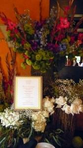 Concierge Party 2013 Buffet Arrangement